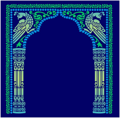 Stencil designs from stencil kingdom Arch design indian home plans