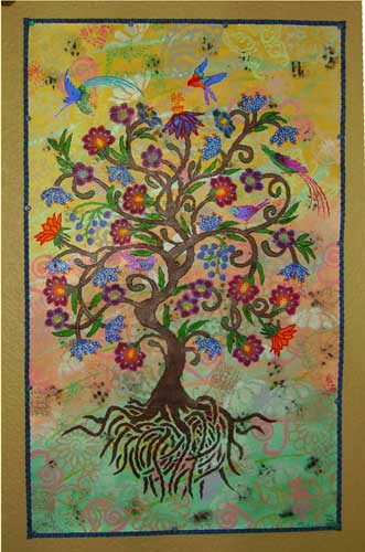 An exle of how one of our customers has used this tree of life